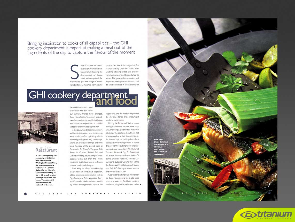 magazine design and publishing - Titanium Design 0800 0835 795 - good-housekeeping-magazine-wok